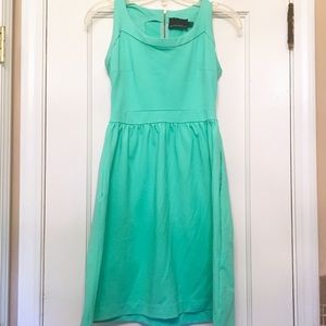 Cynthia Rowley Green Stretch Dress Size Small 👗